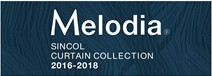 SINCOL CURTAIN COLLECTION Melodia